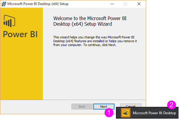 Начало начал. Power BI Desktop.
