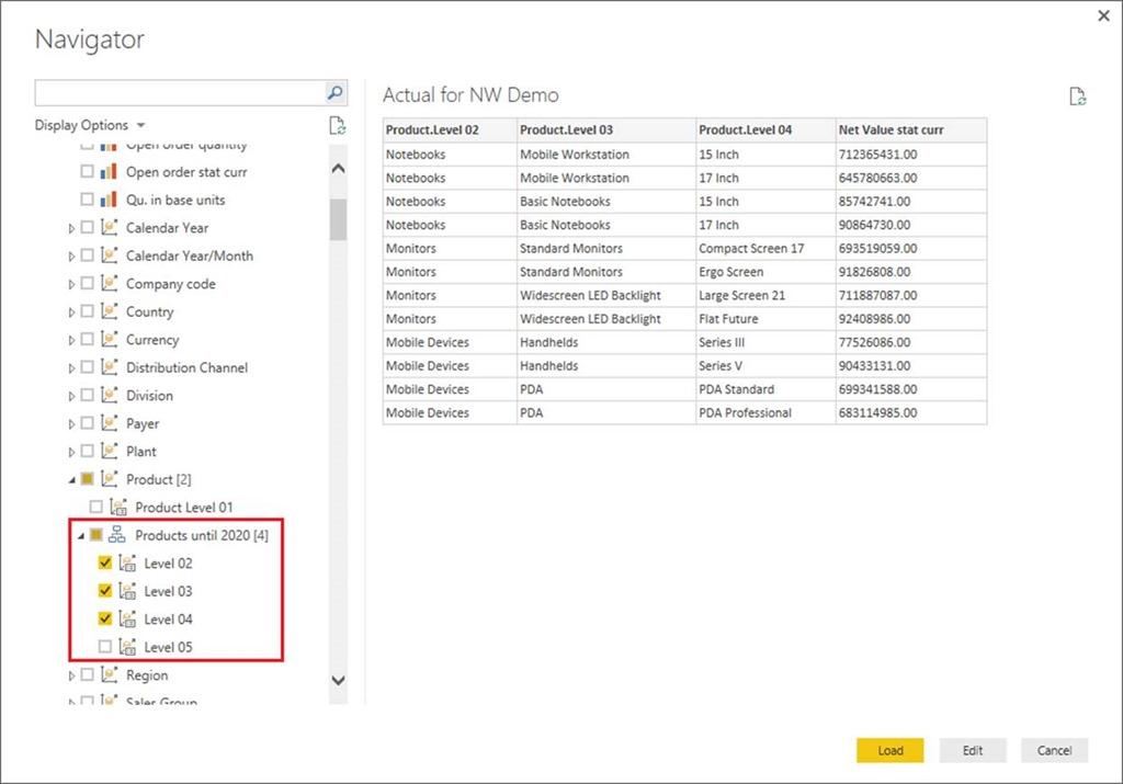 Июньские обновления Power BI Desktop