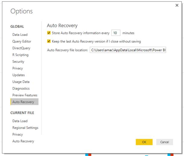 Августовские обновления Power BI Desktop