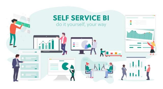 Введение. Self-Service BI. Обзор задач и рынка.